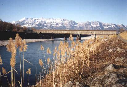 Le Rhin (Janvier 1999)
